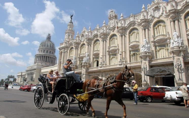 Los estadounidenses podrán seguir viajando a Cuba de esta forma