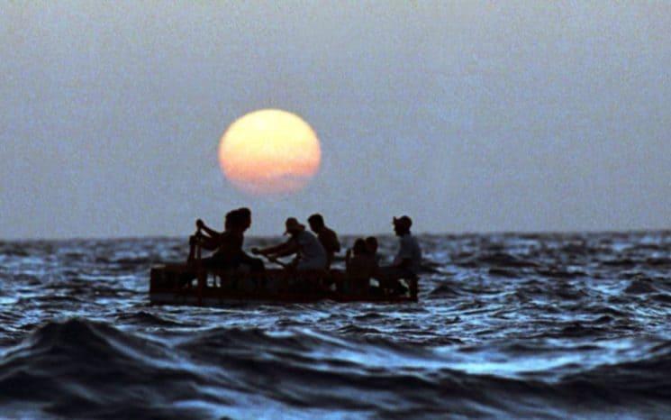 Llegan 7 balseros a la Florida y serán devueltos a Cuba
