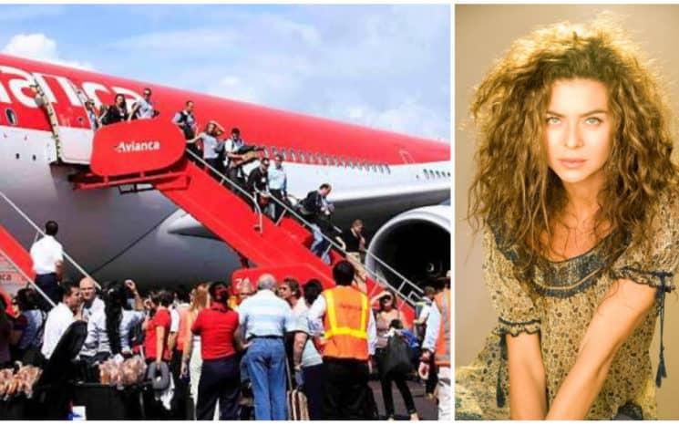"""Actriz Margarita Rosa de Francisco dice que le vio la cara a la """"pelona"""" en un vuelo tras aterrizaje de emergencia"""