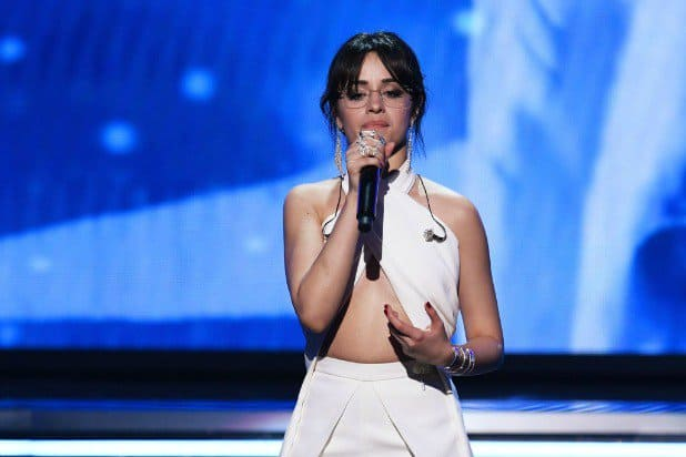 Camila Cabello se roba el show del Grammy con su discurso sobre sus raíces cubanas y abogando por los dreamers