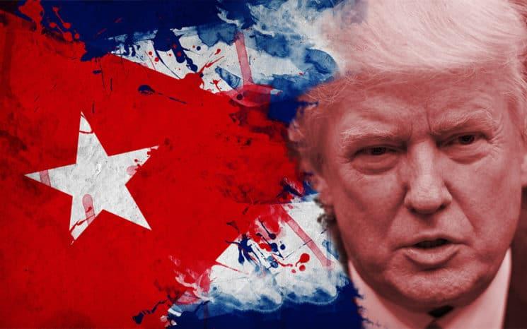 Trump extiende por seis meses más parte del embargo a Cuba