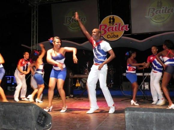 Cuba: un paraíso para los bailadores