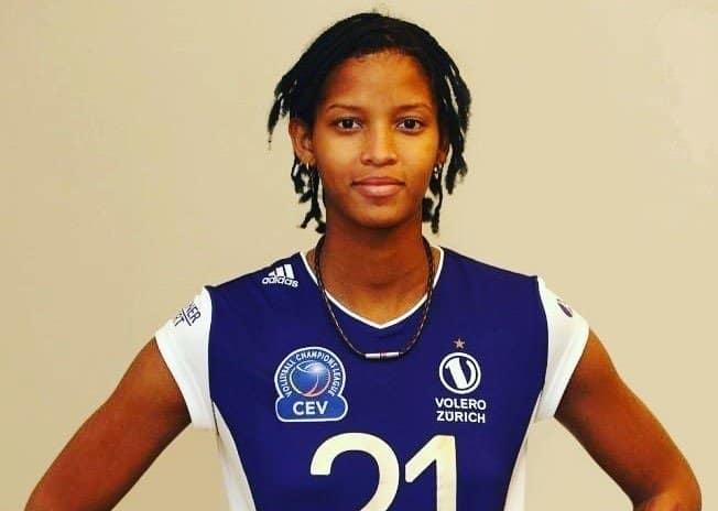Club de Suiza contrata a la voleibolista cubana Melissa Vargas