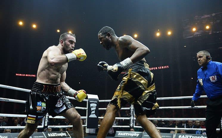 Boxeador cubano Yunier Dórticos termina noqueado por el ruso Gassiev en 12 rounds