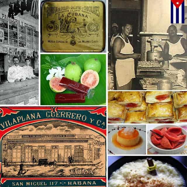 Cuba, un país con una extensa tradición en la repostería