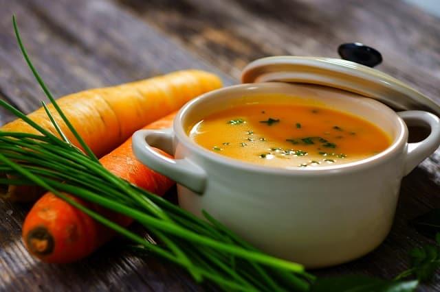 Es una receta fácil para consumir las saludables zanahorias de otra forma.