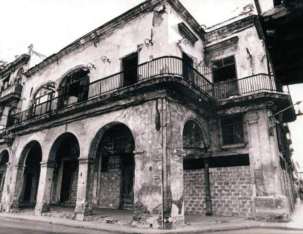 Conoce la antigua mansión de la familia Franchi Alfaro en La Habana Vieja