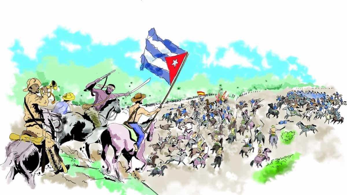 Las Guásimas, la batalla más grande de las tres guerras por la independencia en Cuba