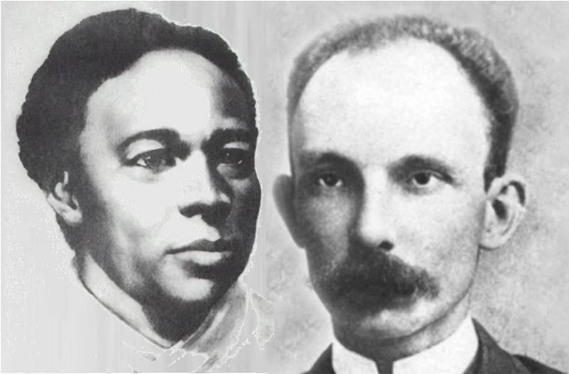 La madre negra de José Martí