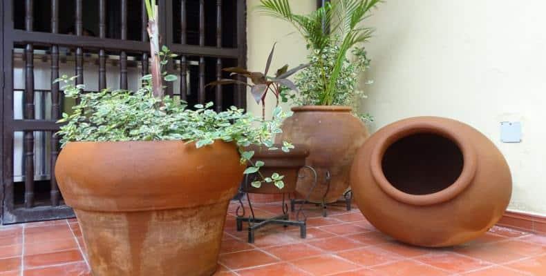 Los tinajones Camagüeyanos; parte de la cultura identitaria cubana