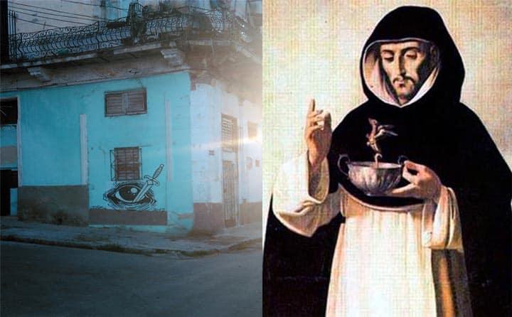San Luis Beltrán, el santo que invocan los cubanos para curar el mal de ojo