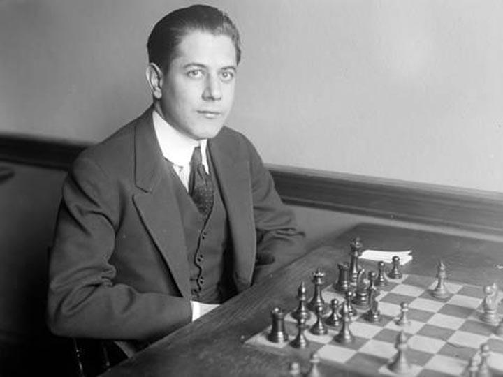 ¿Sabías que el genial ajedrecista cubano José Raúl Capablanca fue también un destacado diplomático?