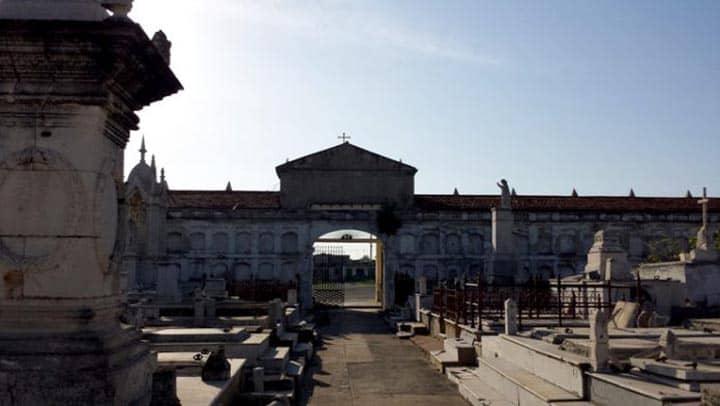 Cementerio de Reina una maravilla de Cienfuegos