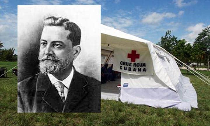 Diego Tamayo, el Dr. mambí que creó la Cruz Roja cubana