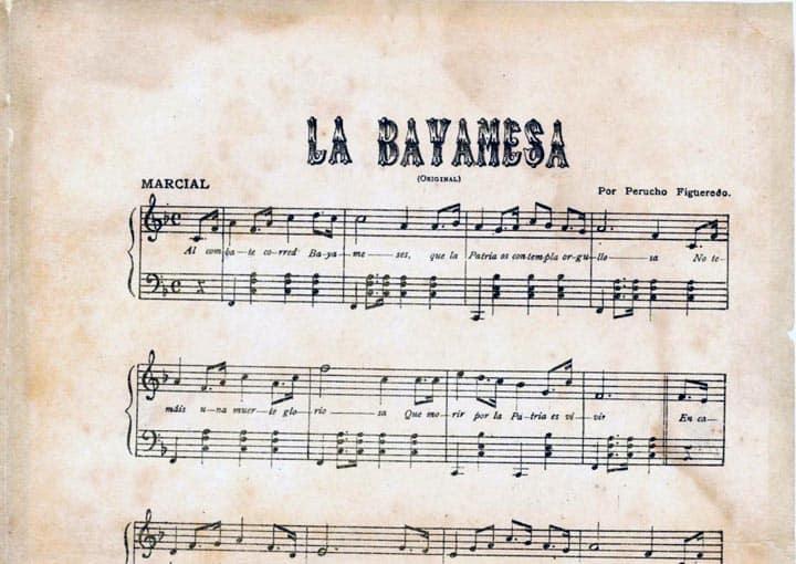 Estos son las 10 fechas que definieron el Himno Nacional de Cuba