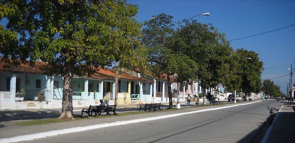 Paseo Juana Romero en San Luis