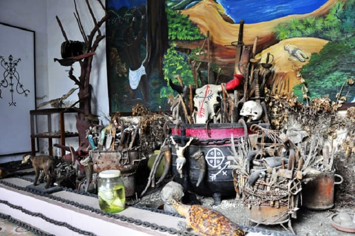 Museo de Guanabacoa: Una pequeña visión de África dentro de La Habana