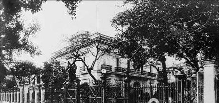 Quinta de Toca_Museo de Bellas Artes - La Quinta de Toca en Carlos III fue la segunda sede del Museo Nacional de Bellas Artes