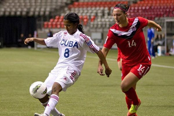 La desconocida historia del fútbol femenino en Cuba