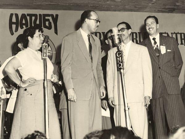 """¿Sabías que """"La Tremenda Corte"""", uno de los programas emblemáticos de la historia de la radio cubana aún se escucha fuera de la Isla?"""