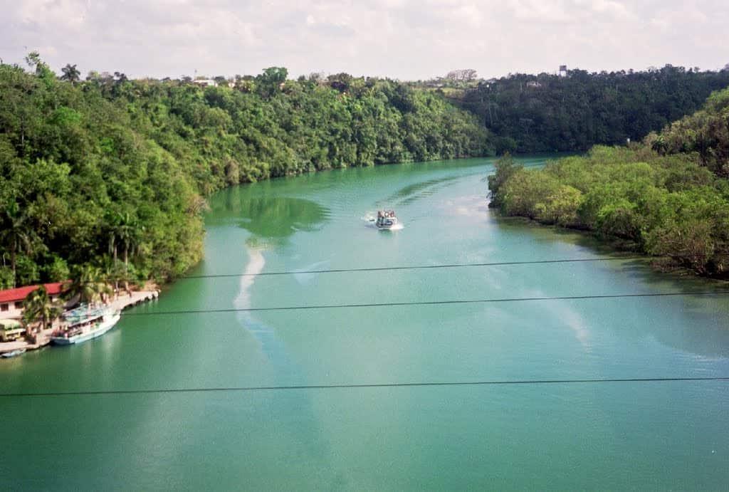 Descubre la belleza indescriptible del río Canímar