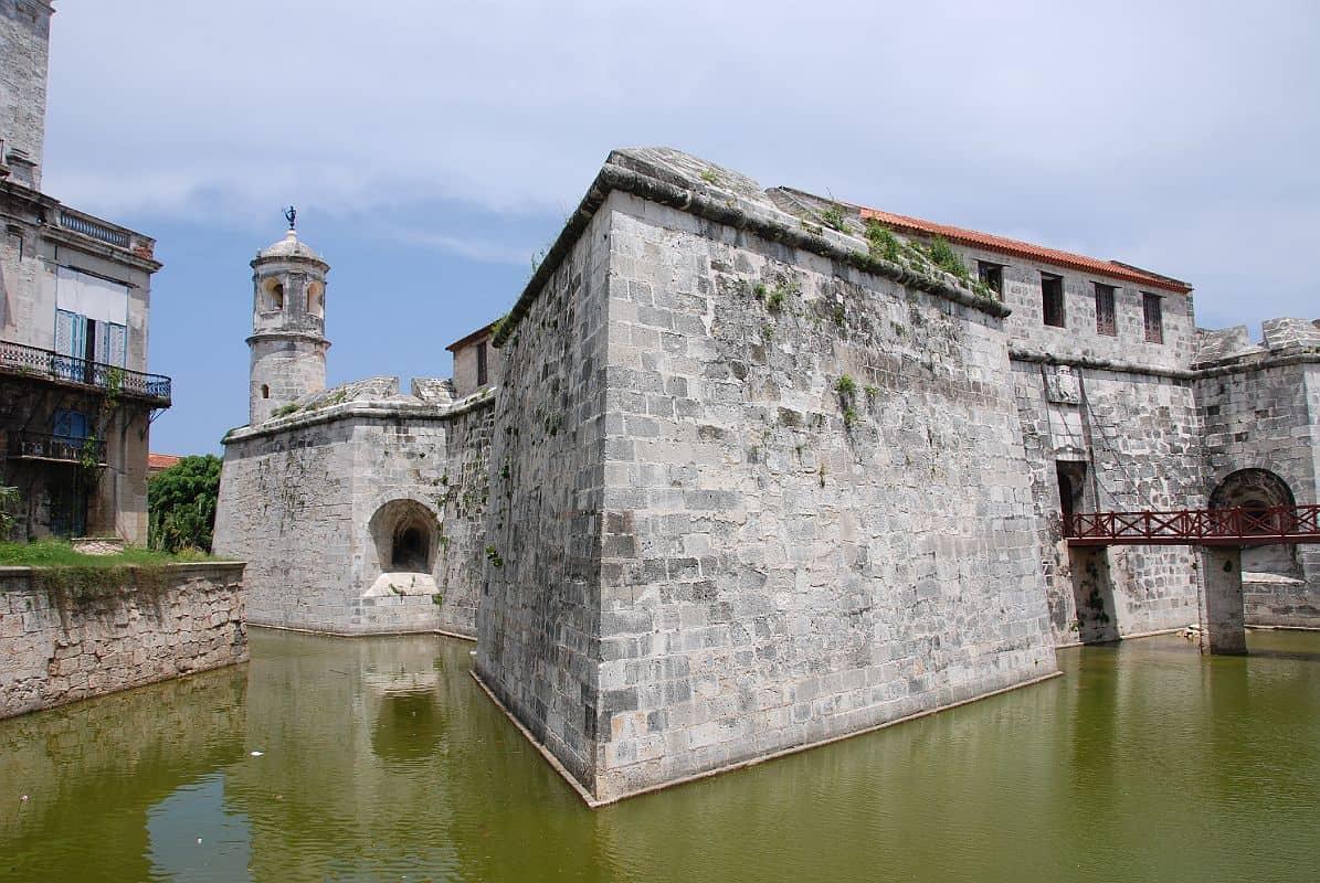 Castillo de la Real Fuerza: Un símbolo de La Habana