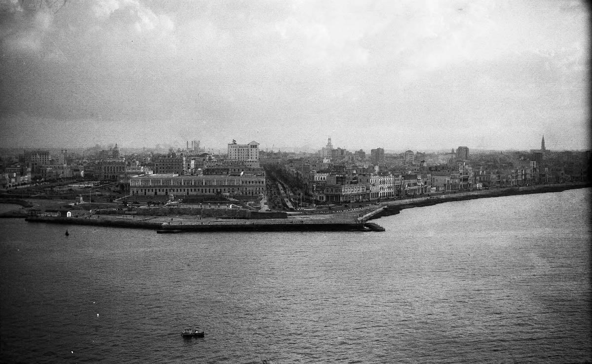 ¿Sabía que en la década de 1950 casi se construye una terminal de helicópteros en el mismo centro de La Habana Vieja?