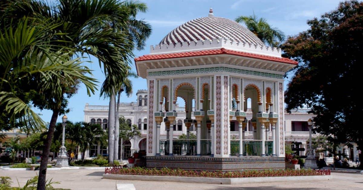 La desconocida historia de la glorieta de Manzanillo, símbolo de una ciudad