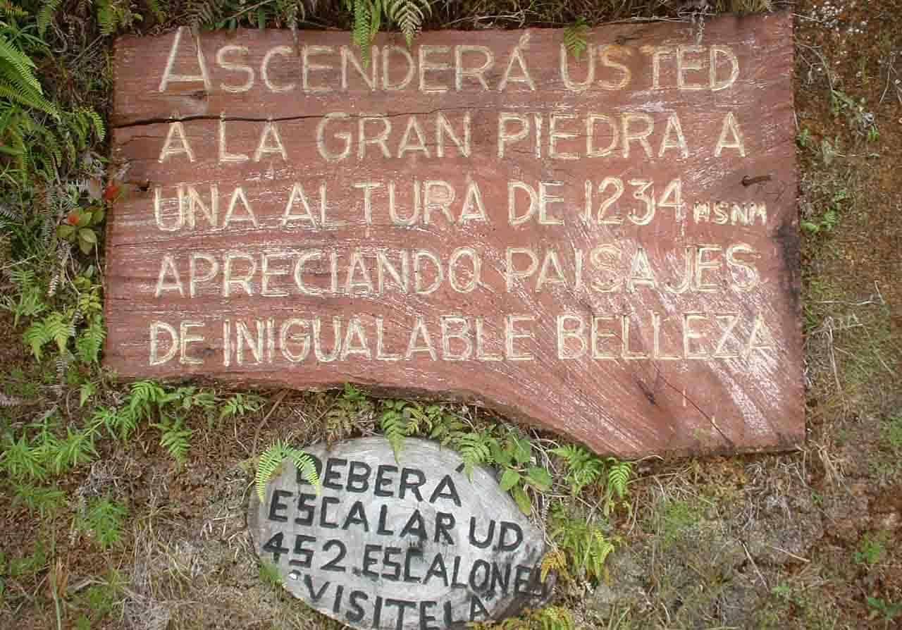 La Gran Piedra, uno de esos lugares de Cuba que vale la pena visitar