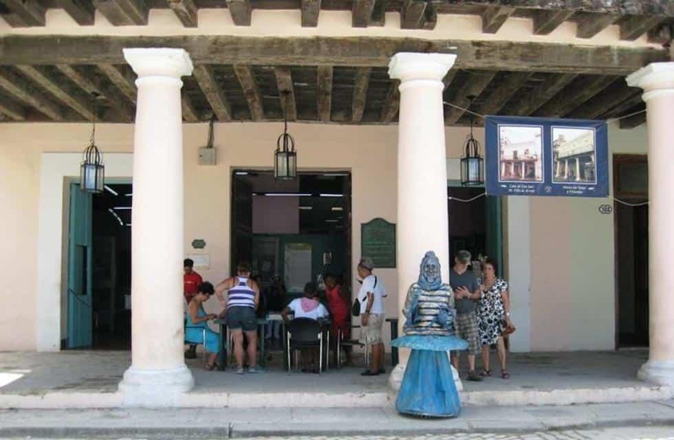Museo de Naipes Marqués de Prado Ameno, Cuba