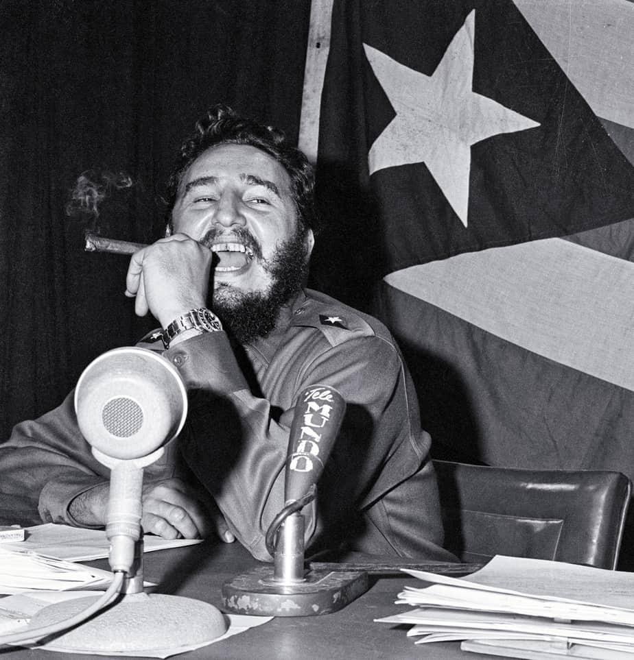 El curioso informe psiquiátrico que la CIA hizo de Fidel Castro en 1961