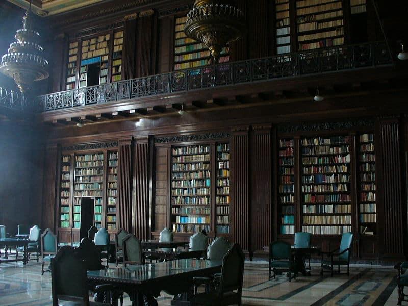 Biblioteca del Capitolio de La Habana