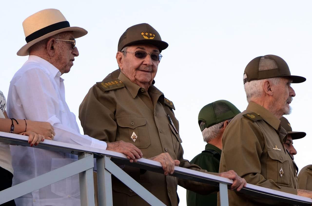 """Estos son los últimos tres """"grandes"""" de la Sierra Maestra que aún mantienen un poder real en Cuba"""
