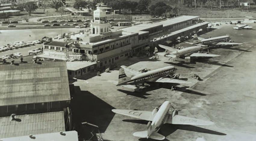 El aeropuerto de Rancho Boyeros, la curiosa historia del primero en La Habana (+ Fotos)