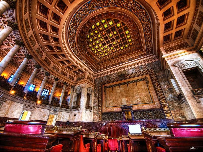 Cámara del Capitolio