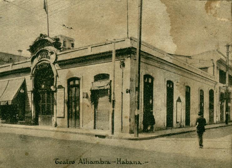 La fascinante historia del desaparecido Teatro Alhambra de La Habana, un símbolo de la cultura nacional que se nos fue