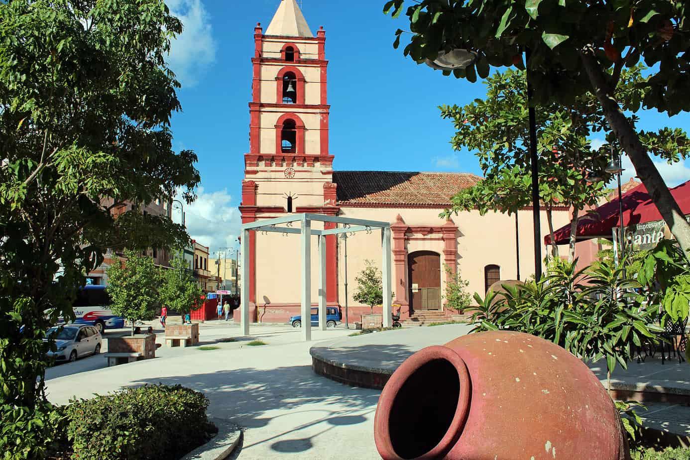 La peculiar y curiosa historia de la Plaza de la Soledad de Camagüey