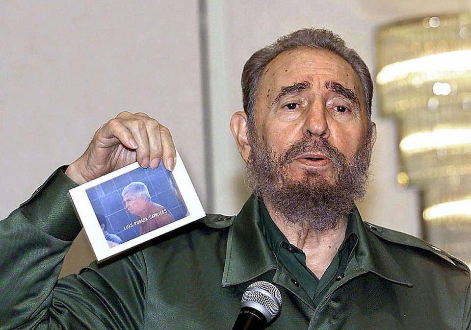 Luis Posada Carriles, el hombre que pasó su vida tratando de matar a Fidel Castro sin conseguirlo
