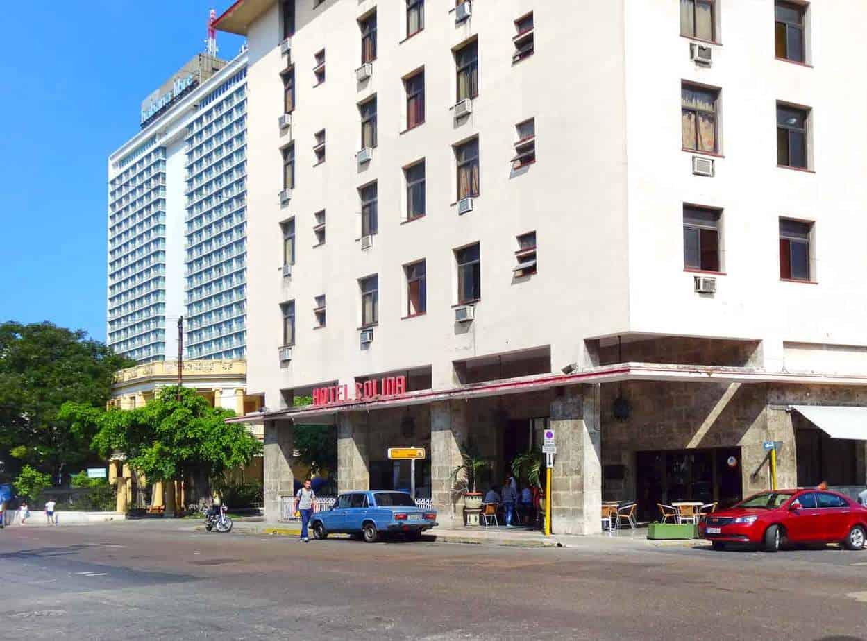 Hoteles en Vedado, La Habana