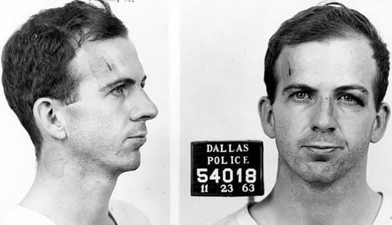 """La misteriosa """"conexión cubana"""" de Lee Harvey Oswald, el asesino de Kennedy"""