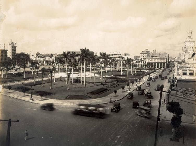 El Campo de Marte, la historia de la plaza de La Habana colonial que