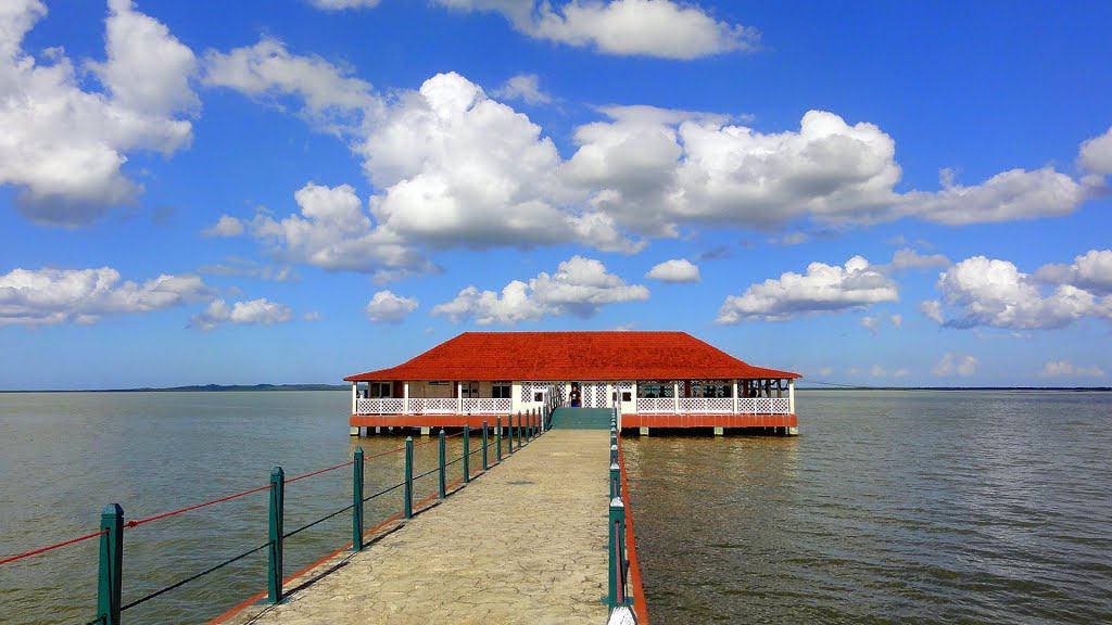Laguna de la Lecha, Cuba