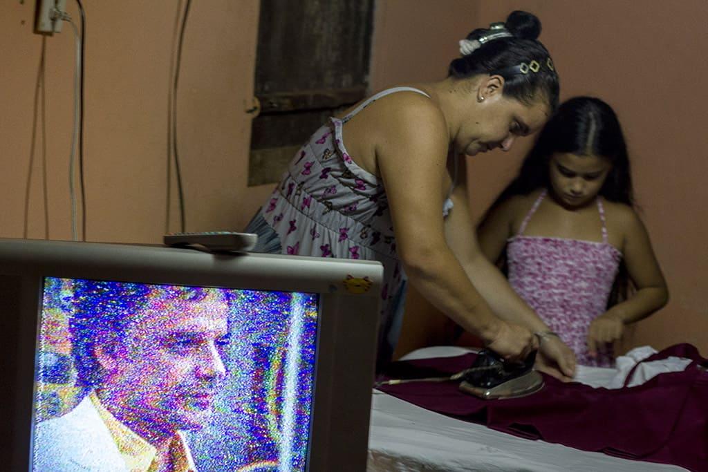 La triste y complicada realidad en el día a día de una ama de casa cubana