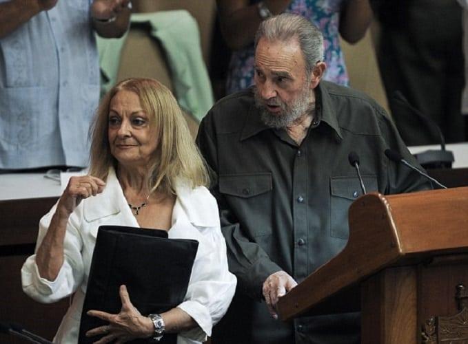 Dalia Soto del Valle: la primera dama cubana que nunca lo fue