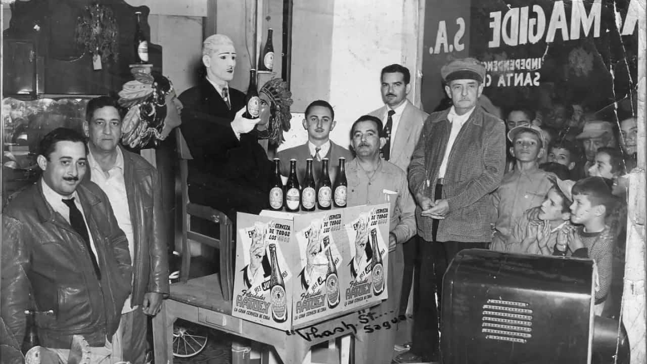 ¿Sabías que la imagen que identifica a la conocida cerveza cubana Hatuey realmente corresponde al indio estadounidense Pontiac?