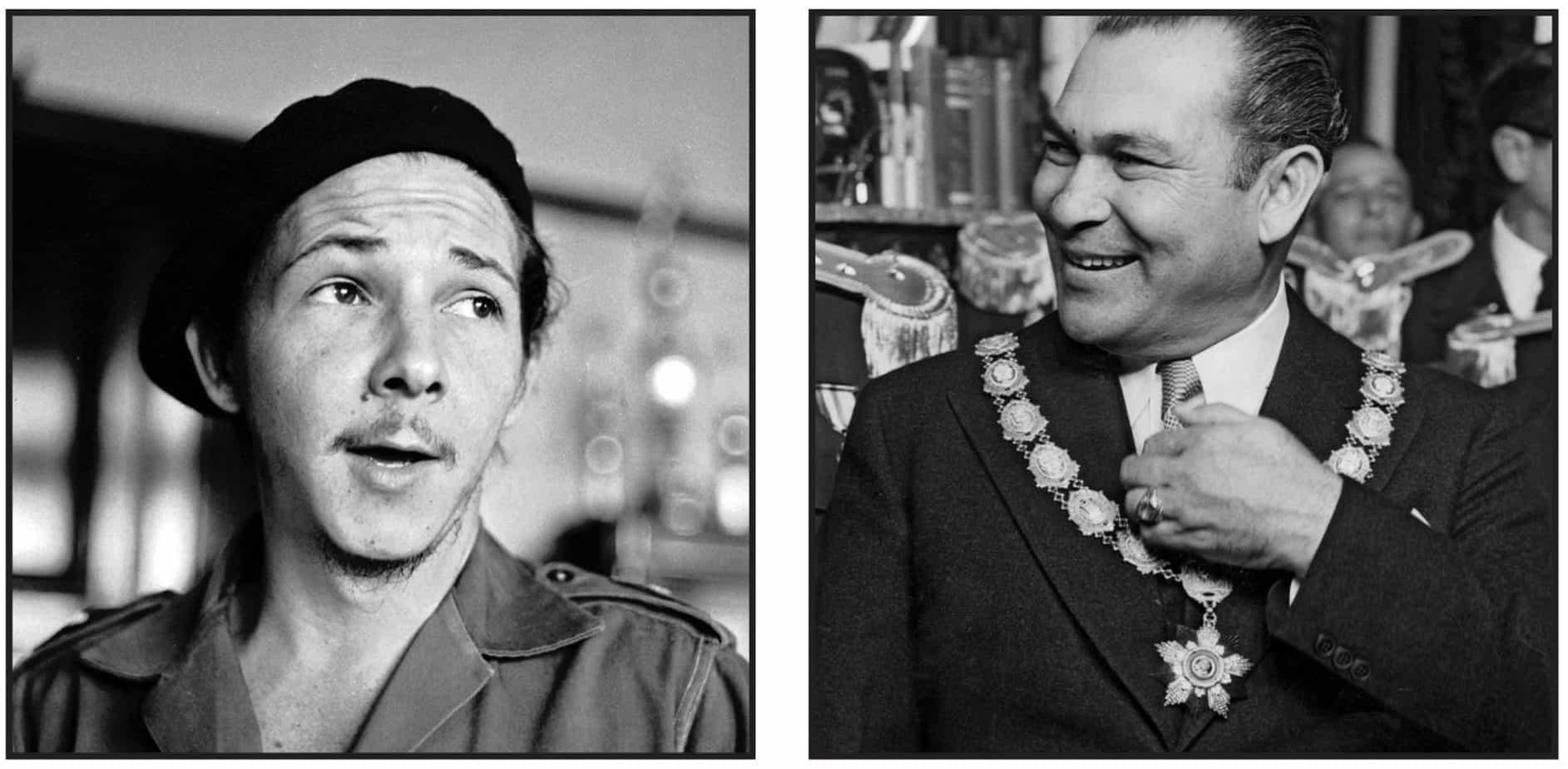 La curiosa relación entre Raúl Castro y Fulgencio Batista que tuvimos que esperar más de 50 años para que las autoridades cubanas la admitieran (+ Fotos)