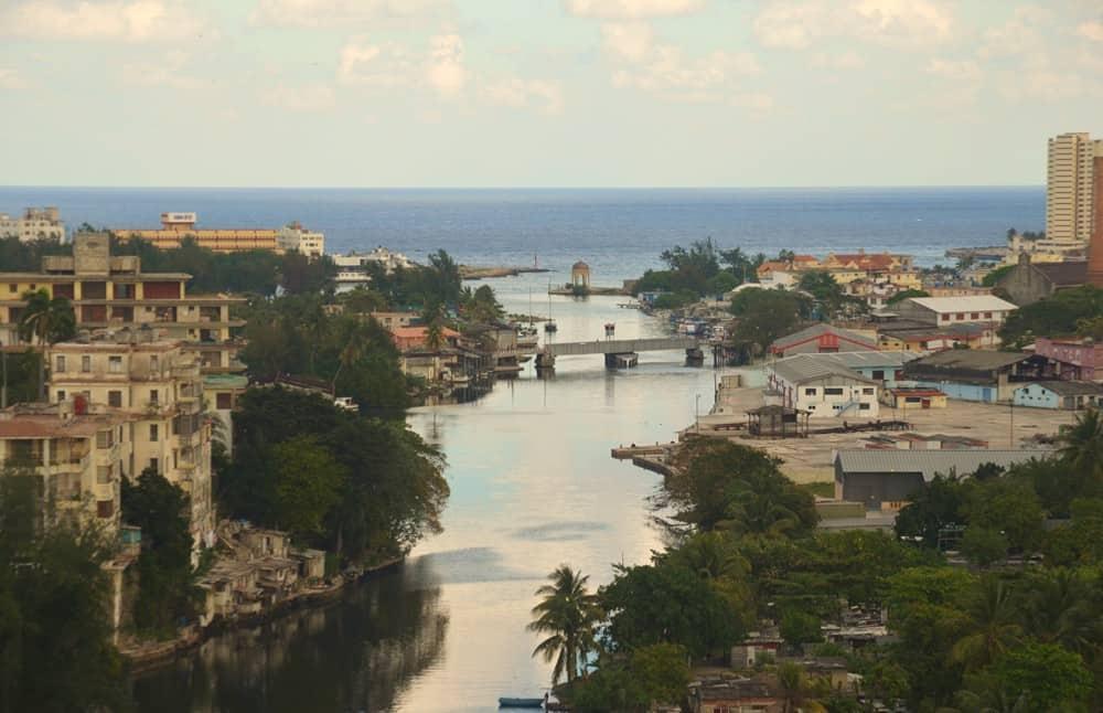 El Almendares, el río símbolo de La Habana
