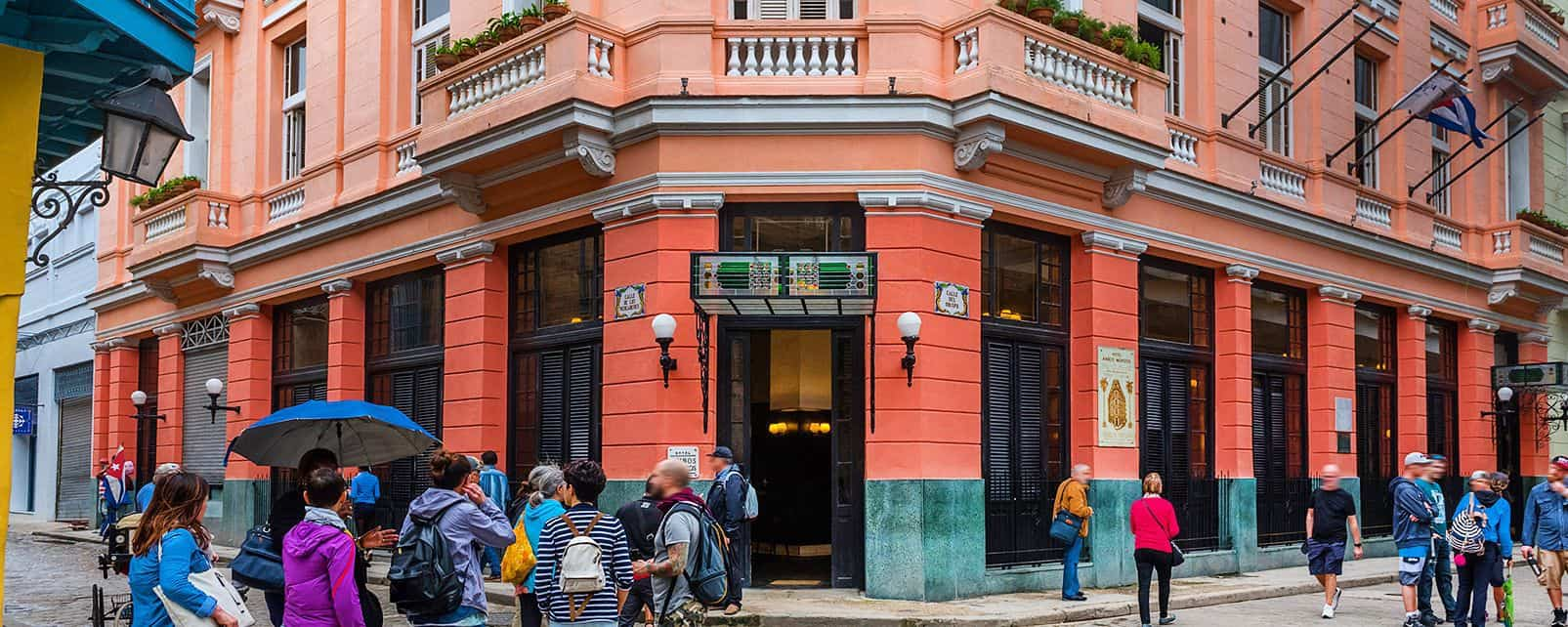 Hoteles en Centro Habana