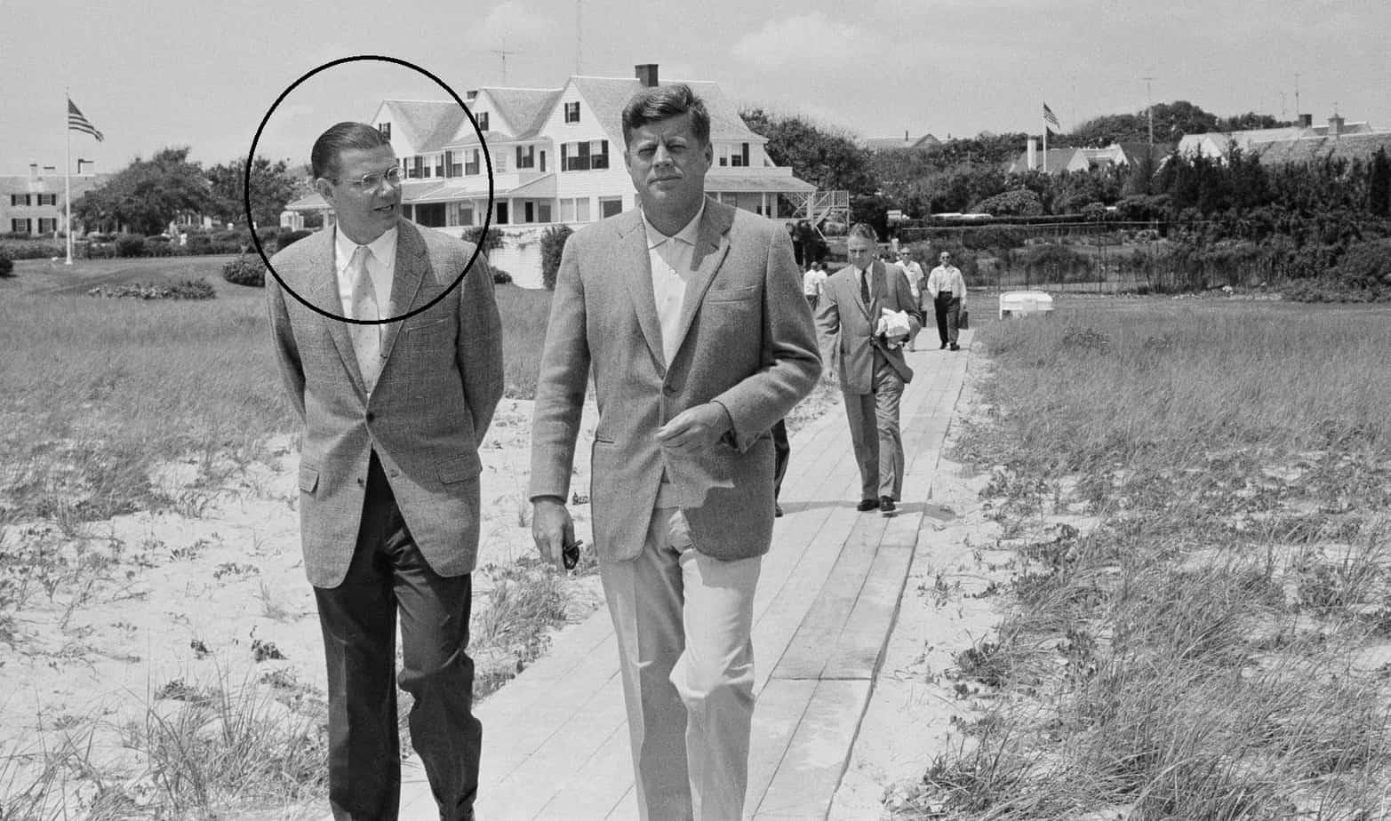 ¿Sabías que Robert McNamara, quien fuera secretario de Defensa de EE.UU durante la Guerra Fría vivió toda su infancia en Cuba?