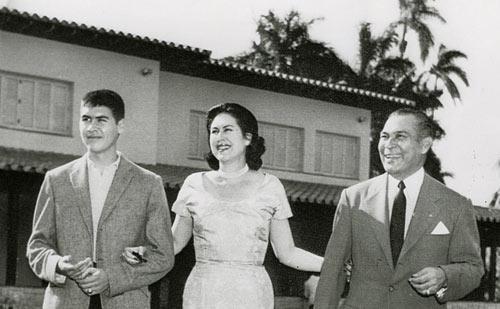 Así era Kukine, la finca y mansión desde la que Batista huyó de Cuba en 1959